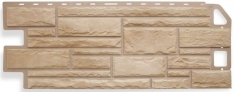 Фасадная панель Камень (известняк)