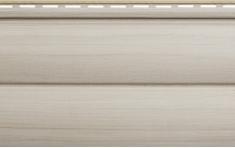Виниловый сайдинг БЛОКХАУС (Ясень) BH-03 - 3,00м х 0,226м